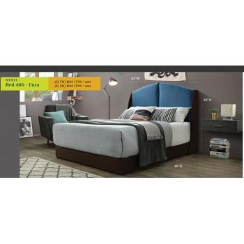 BED 406 CORA